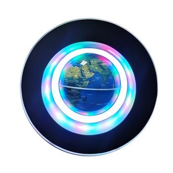 1 pcs Magnetic Levitation Globe Student school teaching equipment Night light globe Creative Gifts 110/220V AC European power 1