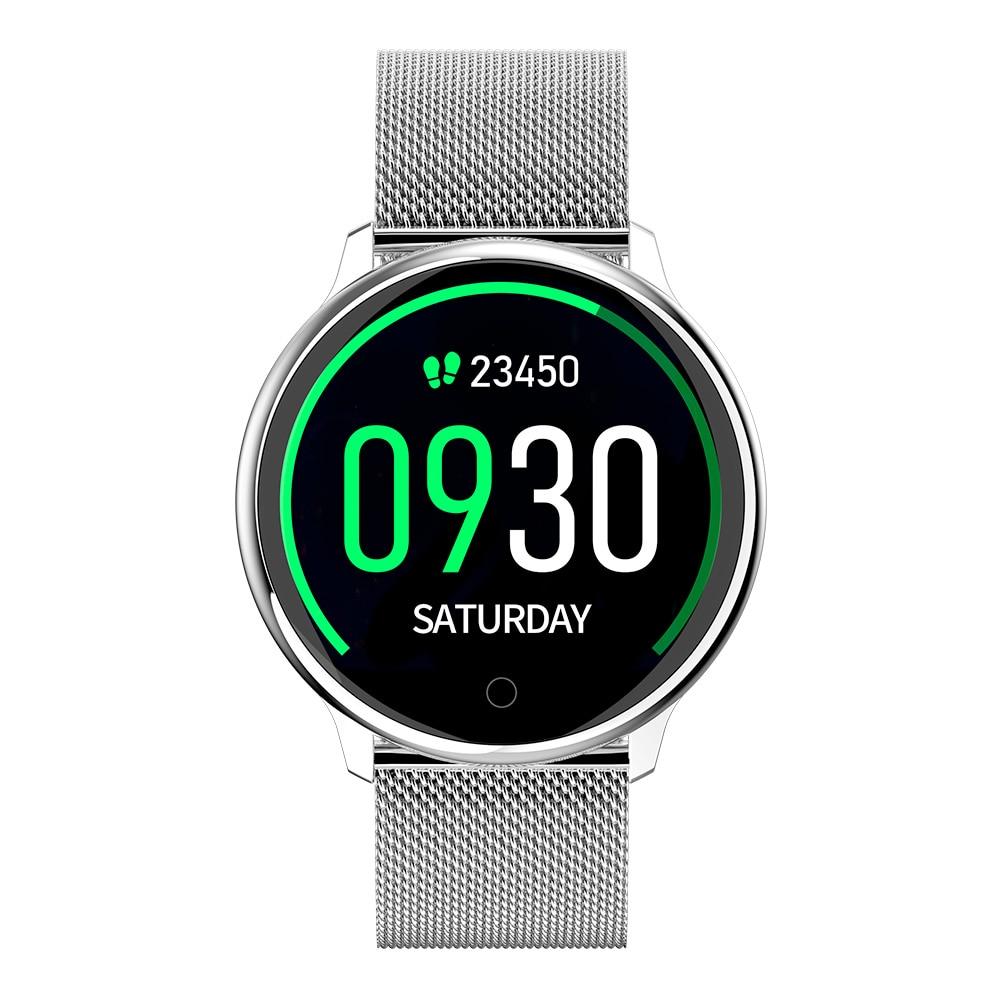RUNDOING R7 Smart watches Waterproof Sports for iphone phone Smart watch Heart Rate Monitor Blood Pressure For Women men kid