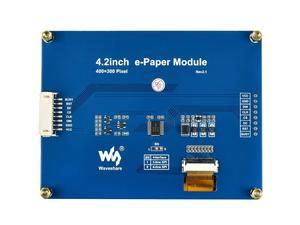 Image 5 - Waveshare 4.2 אינץ E דיו תצוגה שחור/לבן e נייר עם SPI ממשק תואם לפטל Pi/Arduino/Nucleo/STM32 3.3V/5V