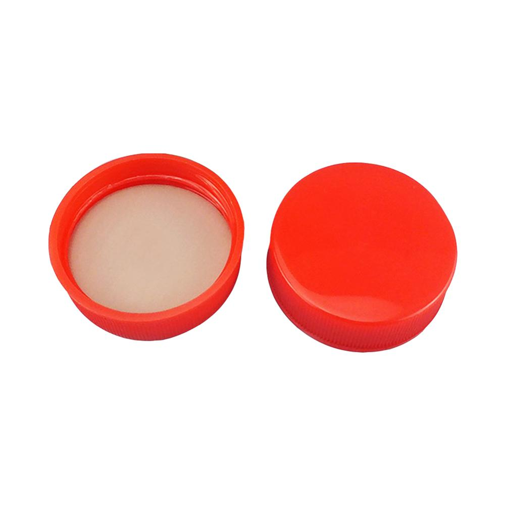 Lab PP Plastic Cover Sample Bottle Sealing Cap Brown Gasket Laboratory Supplies Universal Tools Experimental Consumables