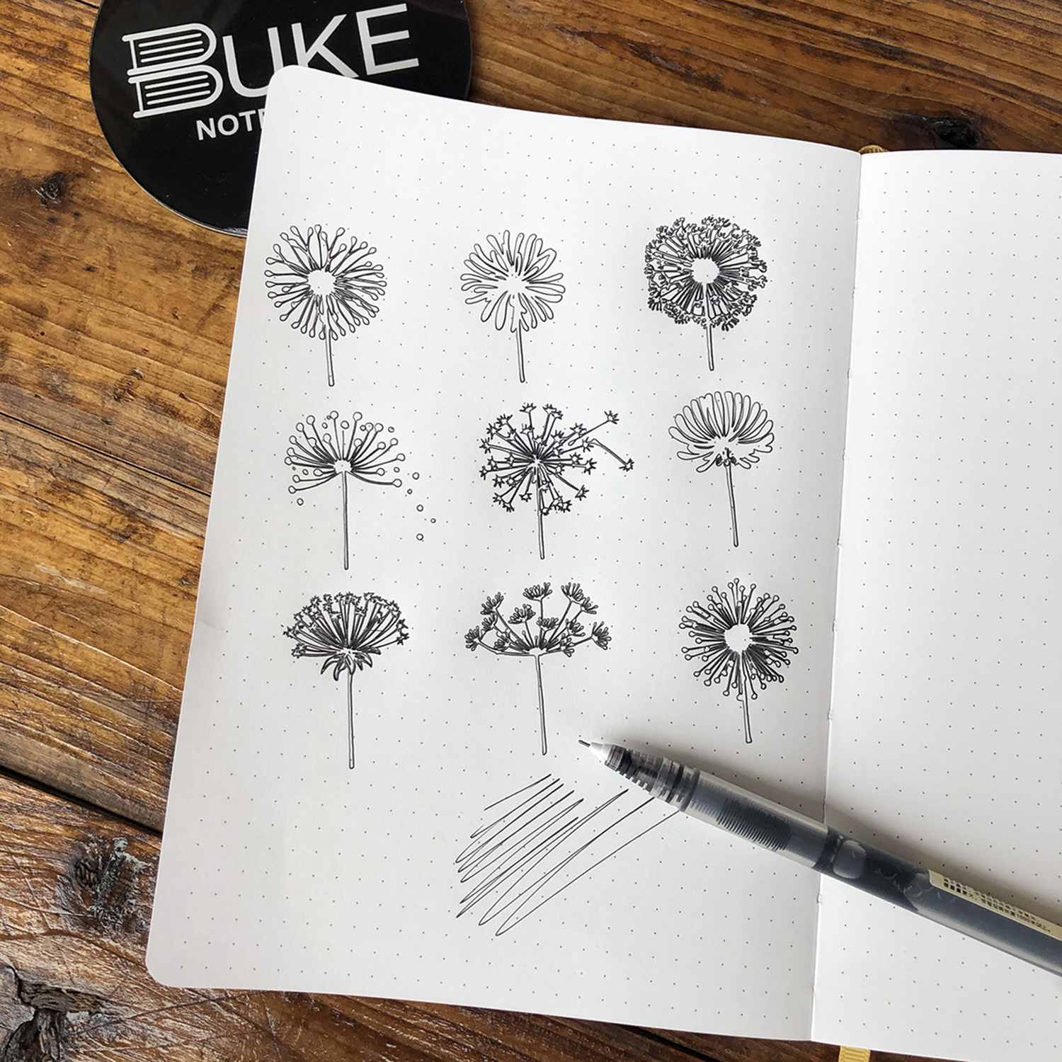 2021 Bullet Planner Dotted Notebook Dot Grid  Journal to Increase Productivity, Passion, Purpose & Happiness 6