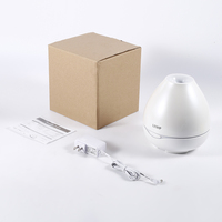 300ML PP + ABS Aromatherapy Machine Fragrance Machine Ultrasonic Humidifier Essential Oil Energy saving Portable
