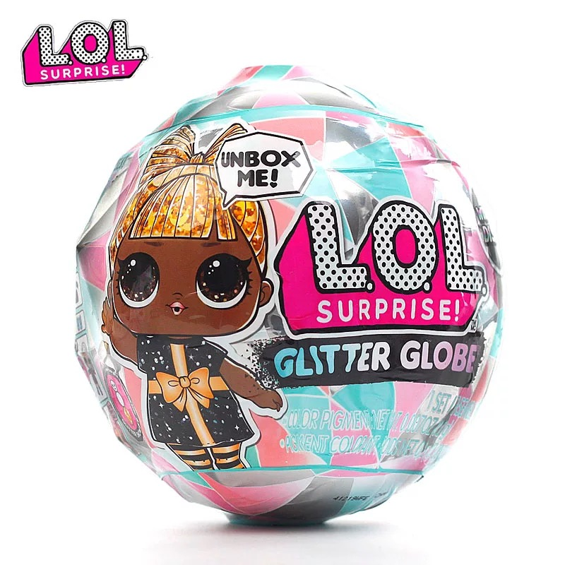 Original LOL Surprise Dismantling Ball Disco Disco Demolition Fashion Doll Pet Blind Box Girl Toy Collection Doll toy Gift image