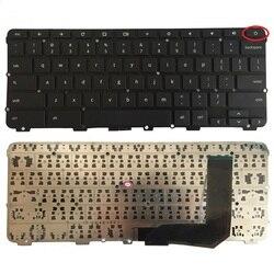 Nowy US dla Lenovo Chromebook N22 klawiatura laptopa US czarny