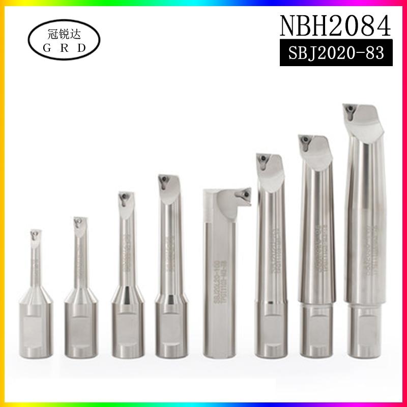 NBH2084 Boring Tool Bar SBJ2020 Depth 83mm Range 20mm-130mm Bar Boring Head Boring Head With Bar Fine Boring Tool Bar