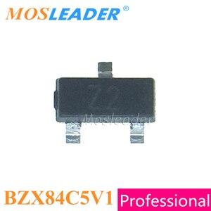 Image 2 - Mosleader 3000 PC SOT23 BZX84C5V1 5,1 V BZX84C5V6 5,6 V BZX84C6V2 6,2 V BZX84C6V8 6,8 V BZX84C7V5 7,5 V BZX84C8V2 8,2 V BZX84C9V1 9,1 V