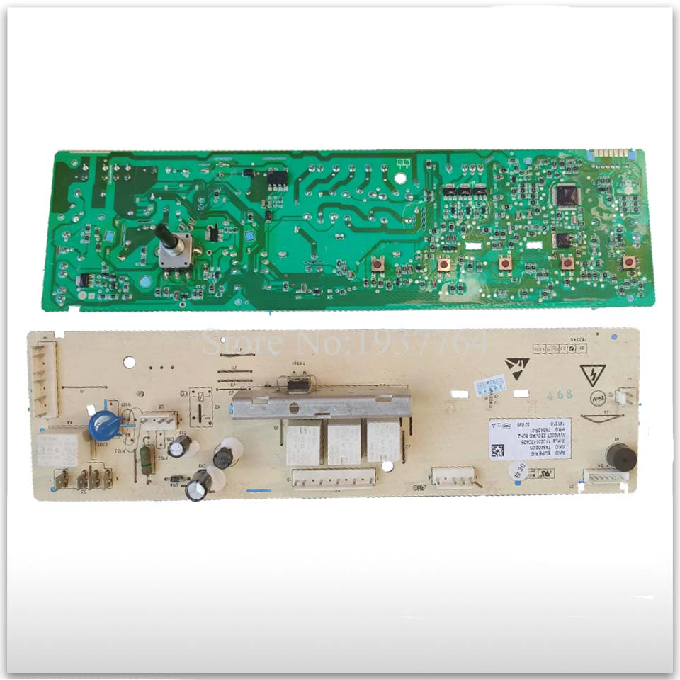 Good For Washing Machine Motherboard XQG90-28Q1 XQG70-888SXA 110201400425 Control Board Used