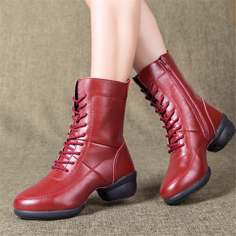 Women's Boots mid-calf boots women waterproof snow boots Winter Shoes Women's tenis High Boots ladies black shoes botas mujer