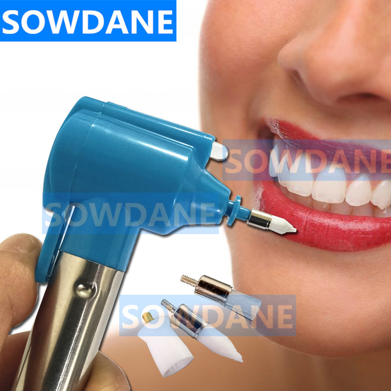 Dental Teeth Burnisher Tooth Polisher Dental Stain Plaque Remover Teeth Whitening Cleaning Odontologia Tool Remove Tooth Dirty