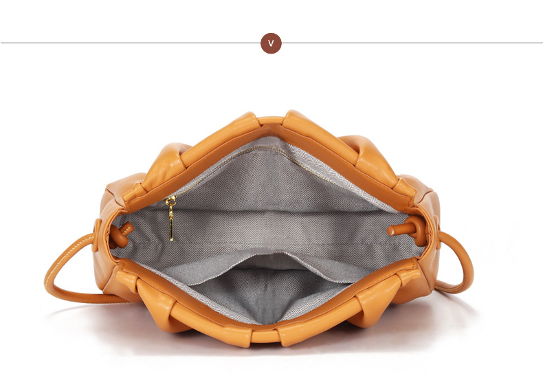 Women Handbag Luxury Messenger Bag Drape Genuine Leather Shoulder Bag H32428fbf6e2a4c32989996471ab0f09b7 Bag