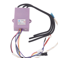 Queimador de gás elétrico da c.c. 5 v do controle de temperatura do aquecedor de água da bobina de ignição da faísca do pulso elétrico peças de reparo do aquecedor de água|water| |  -