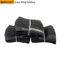 Opona Continental Cross King MTB opona 27.5x2.2 opona do roweru górskiego opona rowerowa|Opony rowerowe|   -