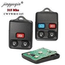 Пульт дистанционного управления для автомобилей jingyuqin 3/4, 315 МГц