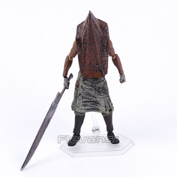 Figma SP055 Silent Hill Red Pyramd Thing / SP061 Bubble Head Nurse PVC Action Figure Collectible Model Toy 2
