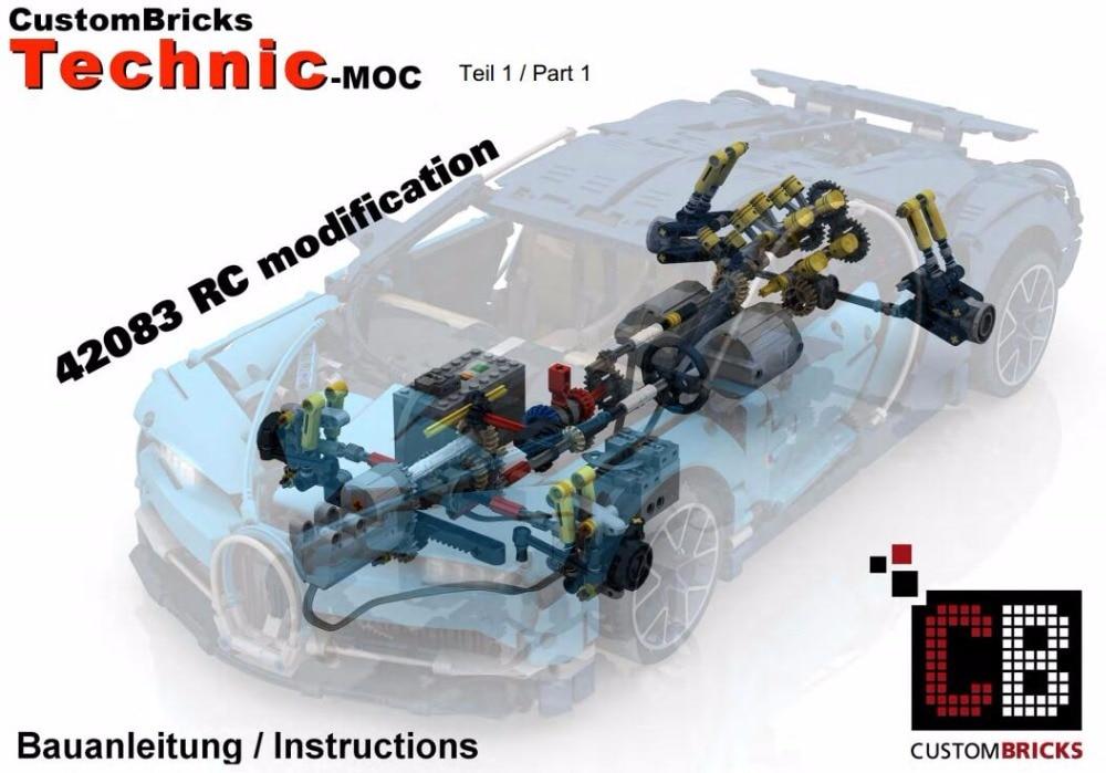 Novo controle app bugatti 919 rc motor
