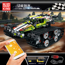Compatible lepined 42065 Technic Series RC Track Remote-control Race Car Set Model Building Blocks Bricks Educational Toys Gifts цена 2017