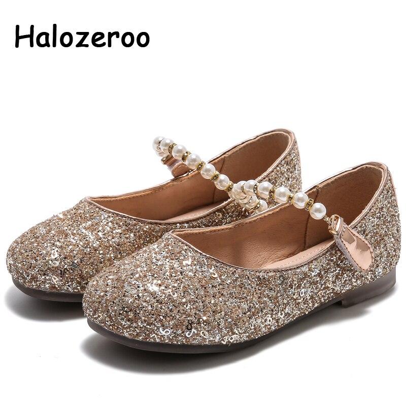 Perla 2020 Primavera Nuevo Niñas Niños Zapatos Bebé Princesa kuPiXOZ