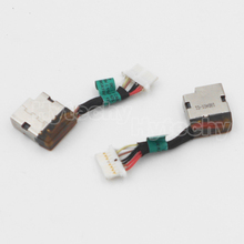 Laptop DC Power  Jack In Cable for HP 14M DH 14M CD L51098 001 L11631 S25 L18220 001 L11631 Y25
