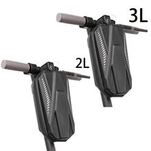 Electric Scooter Front Hangs Bag for Xiaomi M365 Universal Electric Scooter EVA Hard Shell for Xiaomi M365 ES1 ES2 ES3 ES4 mudguard front fender for ninebot es1 es2 es3 es4 electric scooter fender parts
