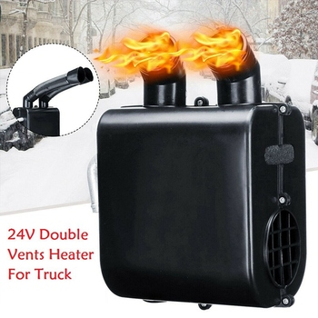 universal-24v-car-heater-water-heating-metal-shell-portable-defroster-demister-double-vents-heater-for-truck