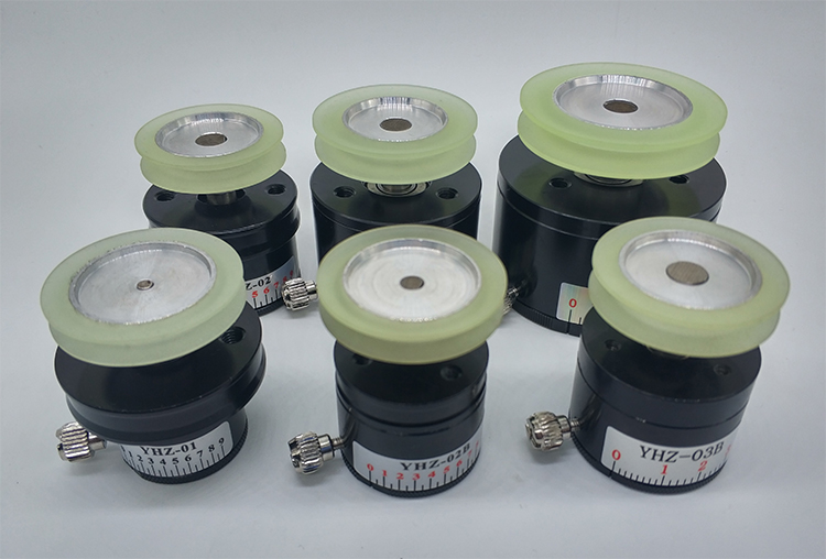 Torque Controller of Magnetic Damper Wire Tension Controller
