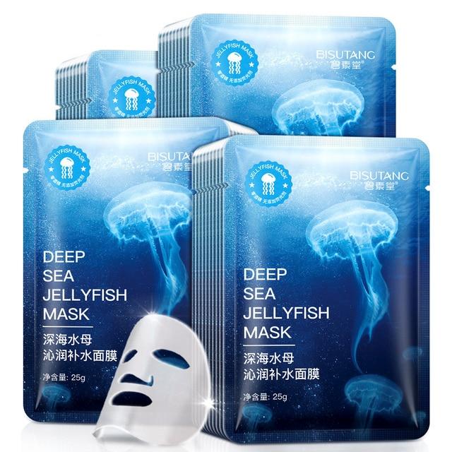 Deep-sea Jellyfish Mask Moisturizing Water Nourishment To Keep Moist and Smooth Skin Mask Skin Care 2