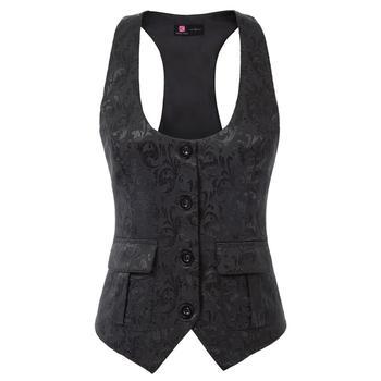 Belle Poque Women Halter Jackets Tops Summer Autumn Backless V-Neck Single Breasted Handkerchief Hem Coat Vintage Crop Tops Lady 23