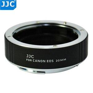 Image 4 - JJC 12mm 20mm 36mm AF Macro Extension Tube Ring Adapter for Canon EF EF S Camera 760D 750D 700D 650D 600D 550D 70D 7D 5D MarkIII