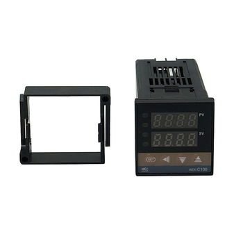 RKC REX-C100 Digital PID Temperature Controller relay output 48*48 k type with Range 0-400 Degrees Celsius 50Hz for bga pid digital temperature controller rex c100 0 to 400degree k type input ssr output