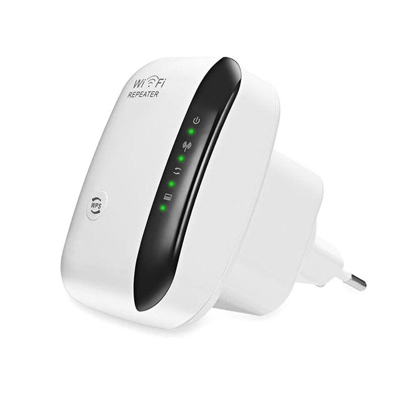 WiFi Range Extender Super Booster 300Mbps Superboost Boost Speed Wireless WiFi Repeater UND Verkauf
