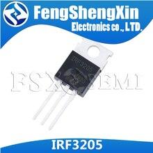 10 قطعة/الوحدة IRF3205 TO220 IRF3205N IPF3205PBF إلى 220 N قناة MOSFET السلطة