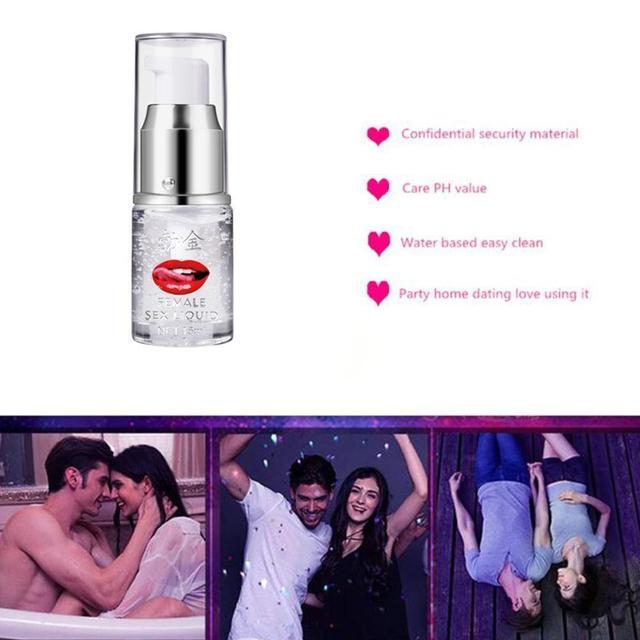 15ml Female Enhancing Libido Exciter For Women Orgasm gel Vagina Moistening Tightening Aphrodisiac Increase Sexual Pleasure Gel 5