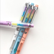 1pcs 0.5 Mm Rainbow Diamond Mechanical Pencil Simple Fresh Automatic Pencil Set for School Supplies Korean Kawaii Stationery germany staedtler 925 mechanical pencil animation graphics mechanical pencil 0 3 0 5 0 7 0 9 mm 1pcs