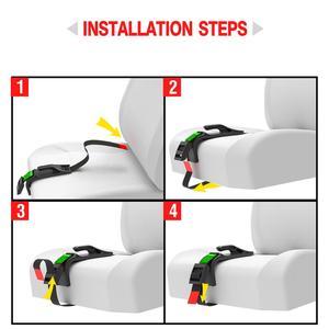 Image 4 - Accesorios para el coche embarazada, ajustador de cinturón para el asiento del coche y cinturón de seguridad para madres de maternidad, proteger bebé