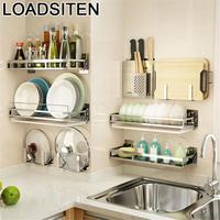 Especias Etagere Rangement Cuisine Sink Cosinha Cucina Kuchnia Stainless Steel Rack Mutfak Cocina Organizador Kitchen Organizer