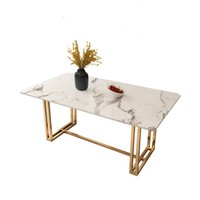 Rectangle marble texture pvc dining table covers waterproof oil proof Anti scald table pad home decor christmas tablecloths