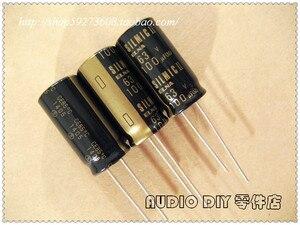 Image 2 - 10PCS NEW ELNA RFS SILMIC II 63V100UF 12.5X25MM SILMICII 100UF 63V vendita calda SILMIC2 100 uF/63 V audio Condensatore 63V 100uF
