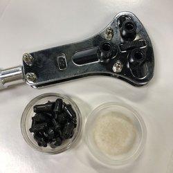 2019 profesjonalny zegarek narzędzia do naprawy zegarków 3 szczęki zegar narzędzie zegarek przyrząd do otwierania kopert zegarków klucz do zegarmistrza|Narzędzia i zestawy do naprawy|   -