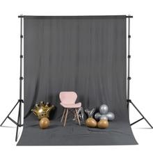 写真の背景の背景グリーンスクリーンクロマキーモスリンの背景フォトスタジオ、5色生地の背景