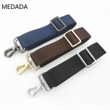 цена на MEDADA new adjustable shoulder strap replacement for high-load gravity briefcase computer bag   handbag belt wide strap for bag