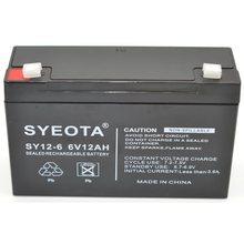 Привести Батарея 6В/12Ah SY12-6 SY12-6 NP12-6 FG11202 MP12-6 LCR0612P