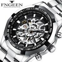 2019Top Vida Relógio À Prova D' Água Relógio Masculino Negócio dos homens Marca de Luxo Relógios Dos Homens Automáticos relógios de Pulso Casual Relogio masculino