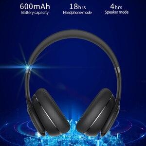 Image 3 - Sodo V8 Bluetooth Hoofdtelefoon Luidsprekers 2 In 1 Opvouwbaar Nfc Hifi Stereo Draadloze Hoofdtelefoon V5.0 Met Mic Ondersteuning Tf Card F