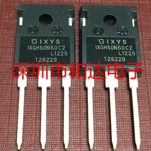 Xinyuan IXGH60N60C2 5PCS/LOT TO-247 Electronic components