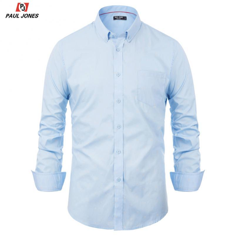 Men/'s Fashion Octopus Shirt Casual Long Sleeve Slim Fit Tops Button DownBlouse 9