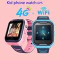 Детские Смарт-часы, 4G, SIM-карта, GPS, Wi-Fi