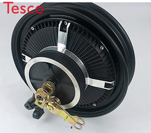 цена на 10 inch electric motor electric motor 48V60V500W800W modified high speed rear hub motor electric scooter motor
