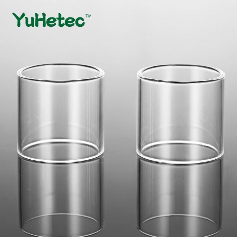 2pcs Replacement Glass Tank For Advken Manta MTL / Manta RTA / Cp Rta / Cp3 Rta