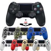 Bluetooth Wireless/Wired Joystick per PS4 Regolatore Misura per Mando Ps4 Console per Playstation Dualshock 4 Gamepad per PS3