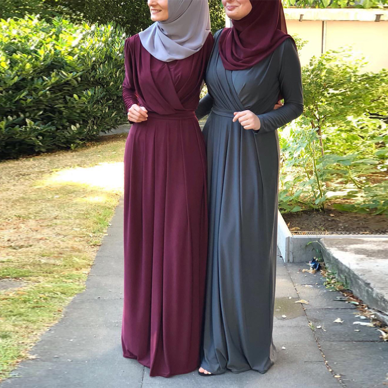 Ramadan Eid Mubarak Abaya Dubai Kaftan Hijab Muslim Dress Caftan Malaysia Turkish Dresses Islamic Clothing Abayas For Women Robe